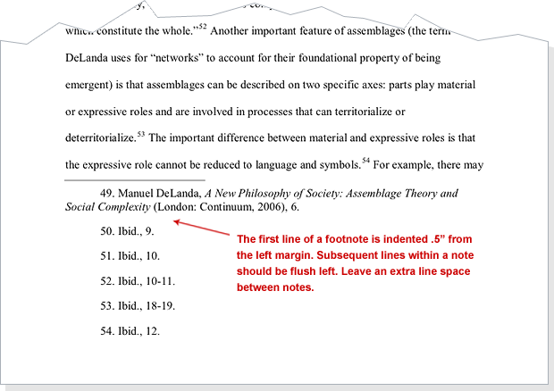 footnote in a research paper In this tutorial, we learn how to add a footnote to a research paper to do this, you will need to have all the sources written down where you got the information for the topics that you're.